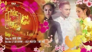 Điệp Khúc Mùa Xuân - Lý Quí Khánh, Lilly Nguyễn, Mai Ngô | Gala Nhạc Việt 9 (Official Audio)
