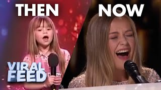 CONNIE TALBOT THEN AND NOW | VIRAL FEED