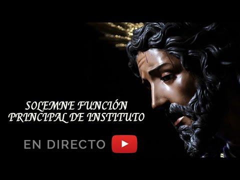 Función Principal de Instituto - Hermandad de Pino Montano -
