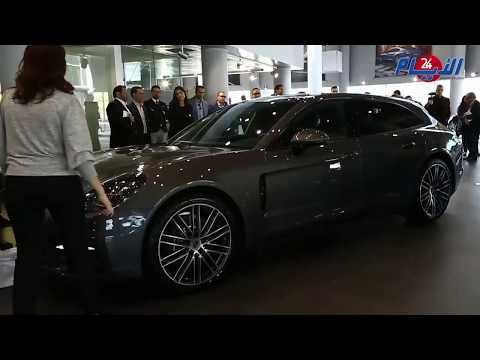 #المغرب...تعرف على سيارة بورش الجديدة