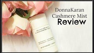 Donna Karen Cashmere Mist Deodorant Review