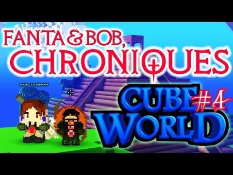 fanta et bob, les chroniques de cube world - ep.4