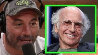 Joe Rogan - Larry David's a Genius