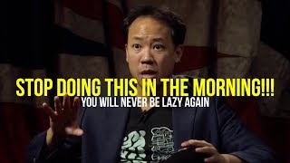 You Will Never Be Lazy Again | Jim Kwik
