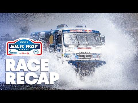 Kamaz Master and KTM Factory Racing Dominate the 2021 Silk Way Rally