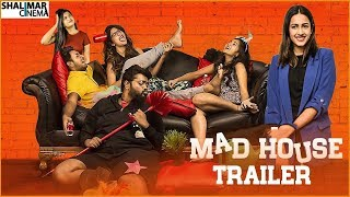 Mad House Web Series Introduction Trailer- Konidela Nihari..