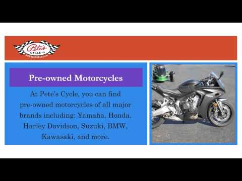 Motorcycle Dealers in Baltimore MD - Watch Now!