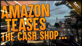 New World MMORPG ► 💰Amazon Teases The Cash Shop  (Battle Pass, QoL Items & Boosts, First Impression)