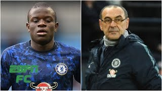 Should N'Golo Kante speak out against Sarri? Man City in too many competitions? | Extra Time