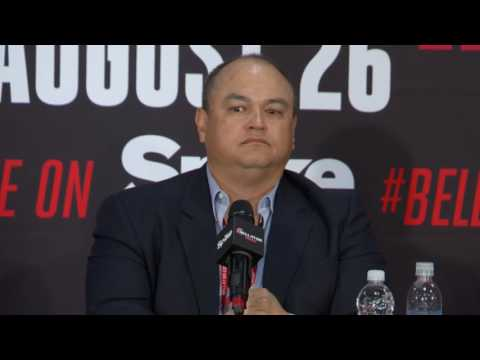 Bellator 160 Post-Fight Press Conference