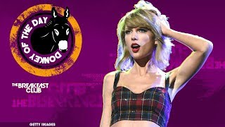 Charlamagne Farts On Taylor Swift's Bland Cover Of 'September'