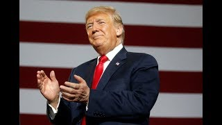 WATCH LIVE: President Donald Trump holds a campaign rally in Houston