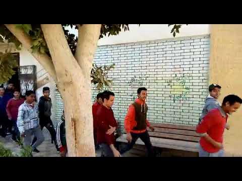 خطة اخلاء مدرسة مفيدة عبد الرحمن الاعدادية بنين - إدارة شرق مدينة نصر