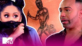 This 'Disgusting' Tattoo Brought These BFFs To Tears | How Far Is Tattoo Far? | MTV
