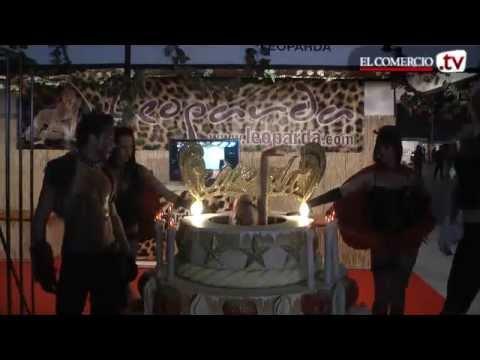 Show de jully caldas con senor filth en sev 2013 - 2 part 9