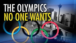 Nobody wants the 2026 Winter Olympics
