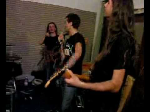 Arthemis - Fire set us free rehearsal room