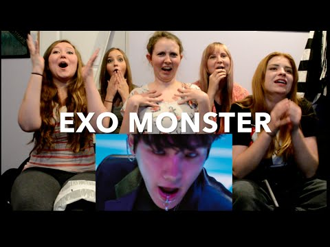 EXO - Monster MV Reaction