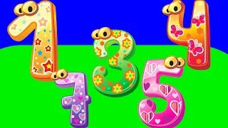 Learn Numbers 1 to 10 With Little Baby Boy And more