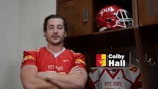 'Colby Hall - Gorilla Spotlight (11.14.15)