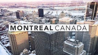 Explore Montreal Canada