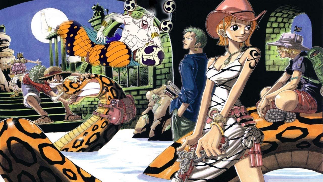One Piece Arc