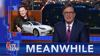 Meanwhile... Elon Musk Says Tesla Owners Should Be Paranoid About Autopilot