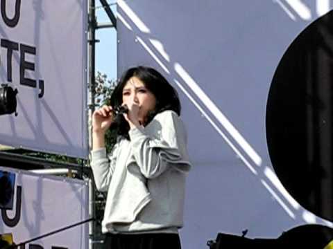 20111204 魏如萱-飛鳥 @ 華山 Geisai Taiwan