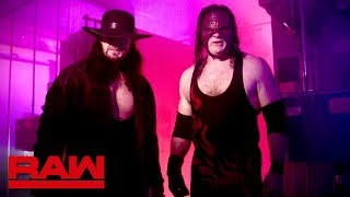 The Brothers of Destruction respond to D-Generation X: Raw, Oct. 15, 2018