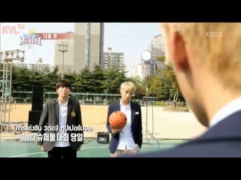[THAISUB] 131110 - KRIS,TAO, TASTY @ Dream Team Preview 1 & 2