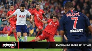 Tin Bóng Đá 12.12: Mbappe muốn được đối xử như Ronaldo, Messi   Kết quả Cup C1 Châu Âu