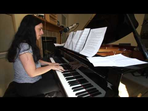 Kerry Politzer on Bright Moments! Grand Piano Series online metal music video by KERRY POLITZER
