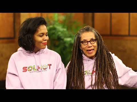 screenshot of youtube video titled Solkit: Guideposts for Black Girlhood Celebration | PROMO