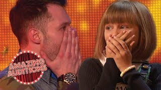 GREATEST Singing GOLDEN BUZZERS!   Amazing Auditions