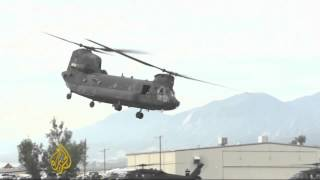 Flood rescue operation continues in Colorado