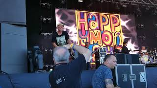 Happy Mondays live in dalkieth 2018 sunday sessions