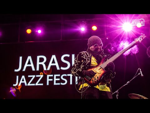 Etienne Mbappé & The Prophets 'Assiko Twerk' | Jarasum Jazz Festival 2018