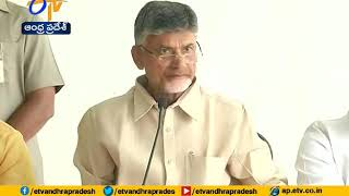 Why KCR Involving in Polavaram Issue?- Chandrababu Questio..