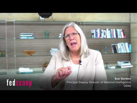 FedTalks 2018 Interview — Sue Gordon Pt.1