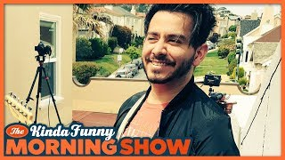Happy Birthday Andy (starring Greg) - The Kinda Funny Morning Show 02.16.18