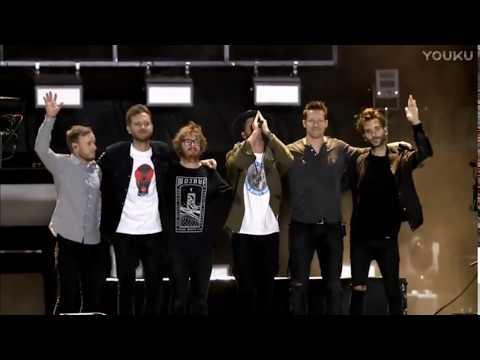 OneRepublic - Love Runs Out (Grammy Festival Beijing)