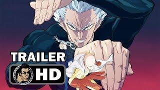 ONE-PUNCH MAN Season 2 Official Teaser Trailer (HD) Anime Series