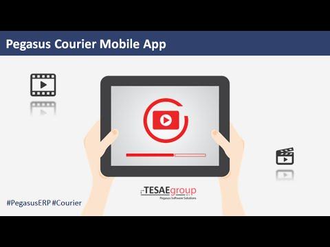Pegasus Courier Mobile App - Απλοποιήστε το Έργο των Οδηγών σας!