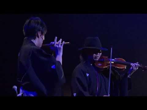 竜馬四重奏-New Cinema Paradise [Official LIVE Video]
