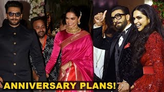 This is how Deepika and Ranveer Singh will celebrate their..