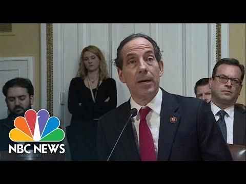 Jamie Raskin: Trump's Resistance Of Congress Is 'Blatantly Unconstitutional' | NBC News