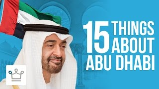 15 Things You Didn't Know About Abu Dhabi