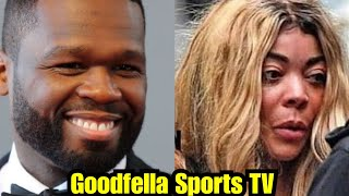 50 Cent Savagely Blast Wendy Williams & Calls Her a Crackhead!!!