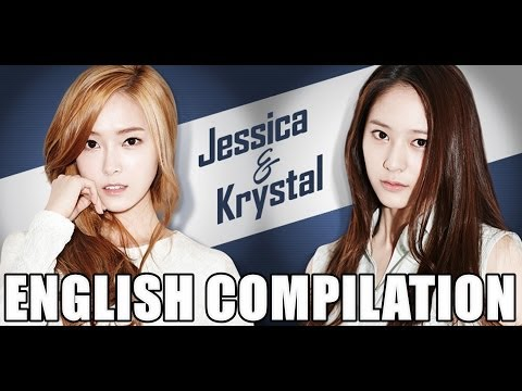 Jessica&Krystal: English Compilation