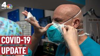 Mutant COVID-19 Strain From the UK Appears in New York | NBC New York Coronavirus Update